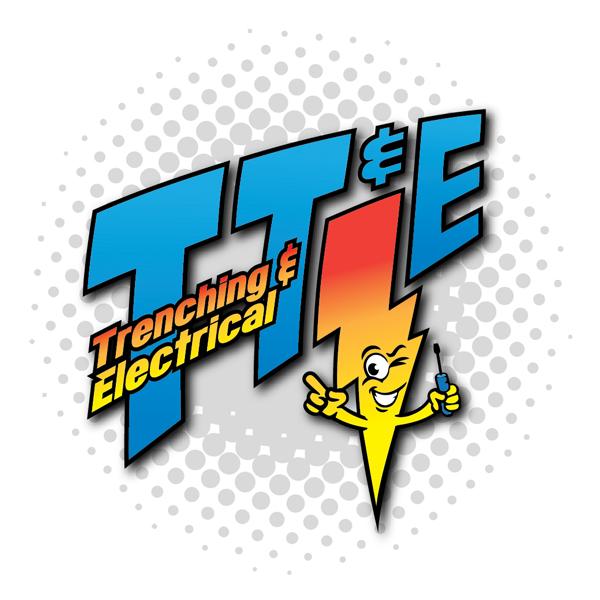 Redspot print design - TT&E logo