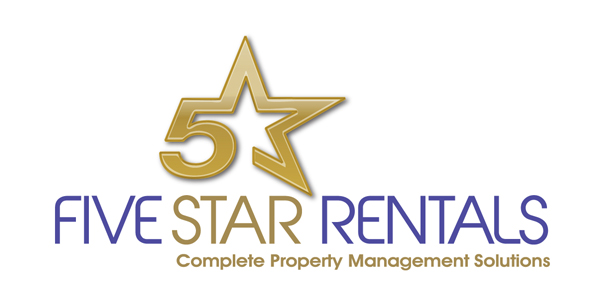Redspot print design - Five Star Rentals