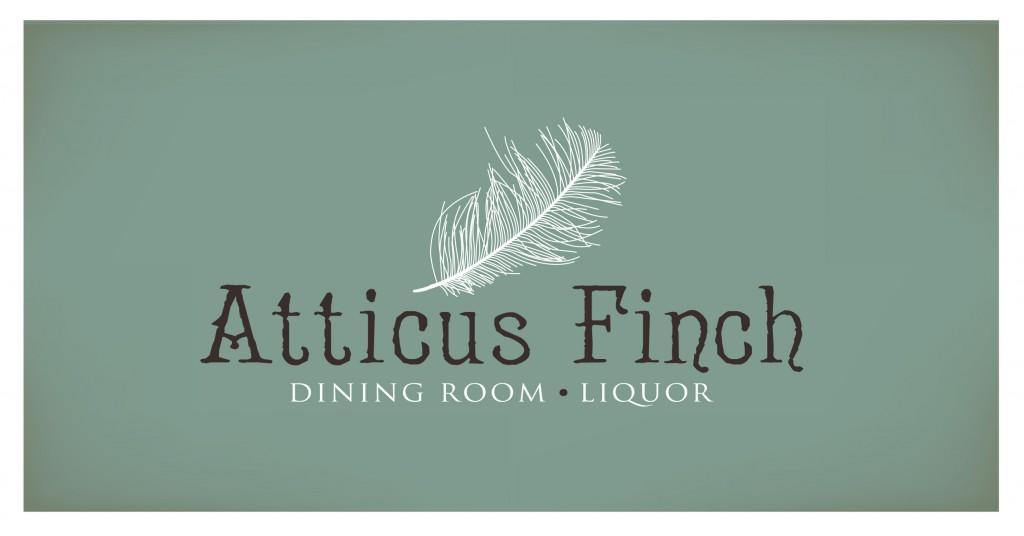 Redspot print design - Atticus Finch