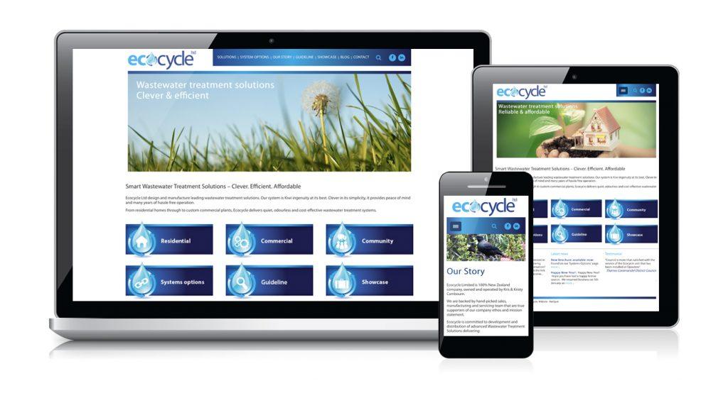 Redspot web design - Ecocycle