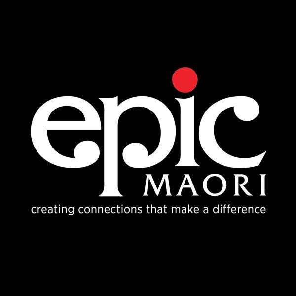 Redspot print design - Epic Maori