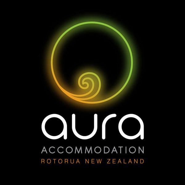 Redspot print design - Aura Accommodation