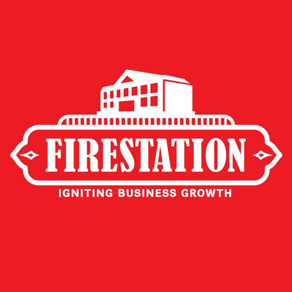 Redspot print design - Firestation