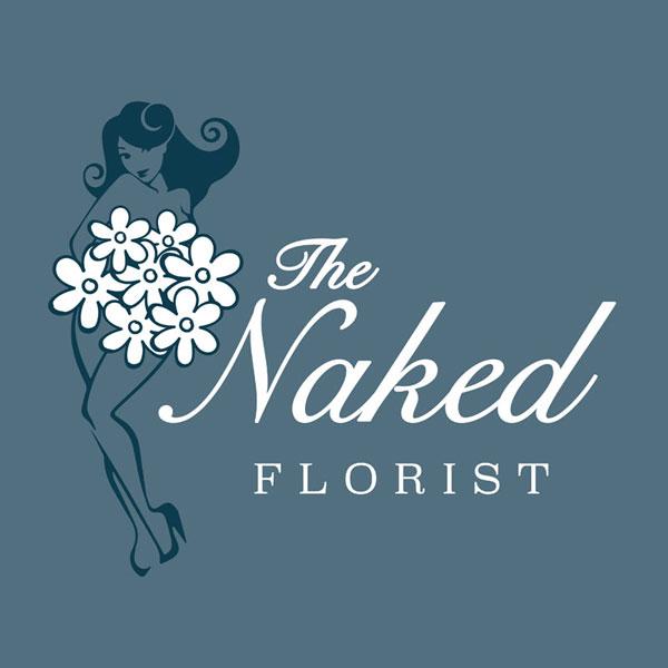 Redspot print design - The Naked Florist