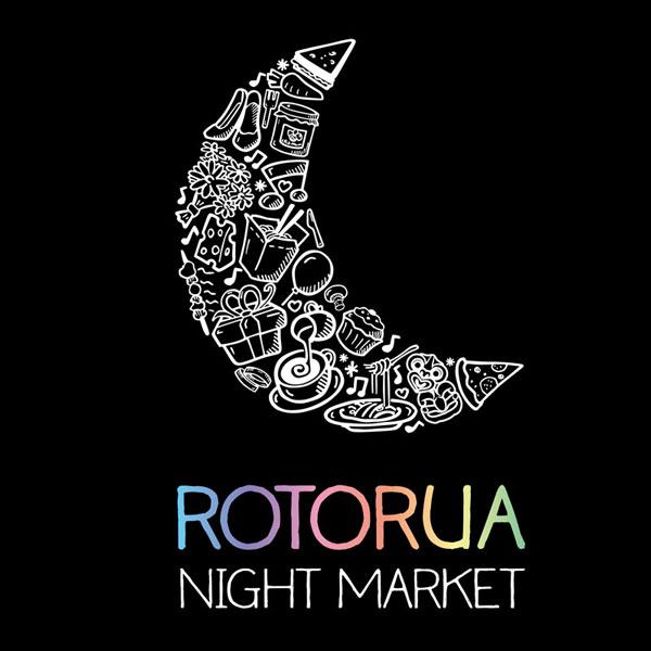 Redspot print design - Rotorua Night Market