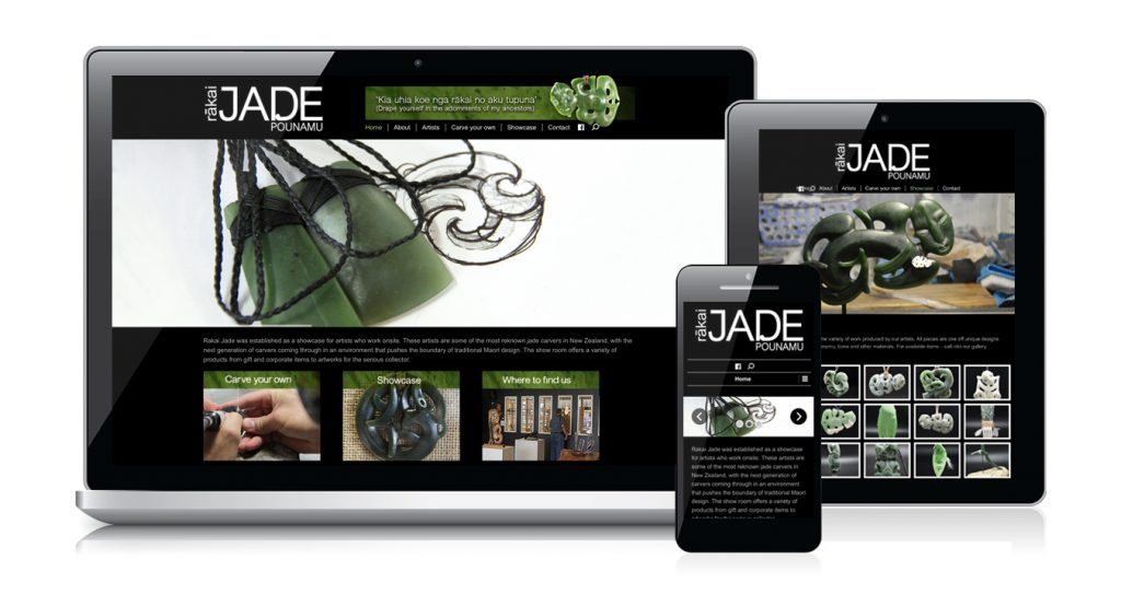 Redspot wed design - Rakia Jade