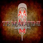 Te Matatini – logo