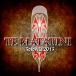 Redspot print design - Te Matatini