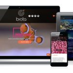 Redspot web design - Biota