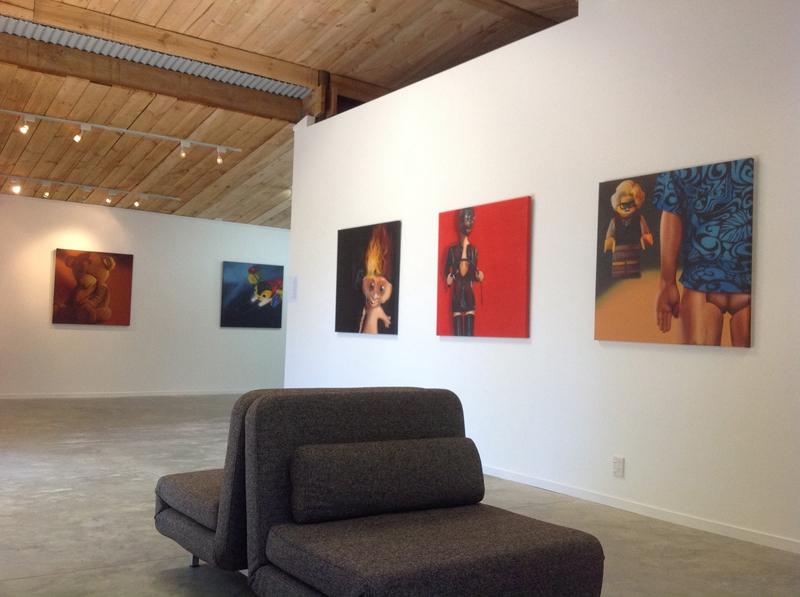 Ikon Gallery in Nelson